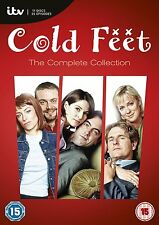 Cold Feet . The Complete Series Collection . Season 1 2 3 4 5 . 11 DVD . NEU OVP