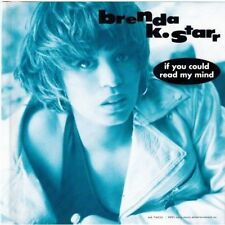 BRENDA K. STARR - if You Could Read my Mind (CD 1991) 5 Tracks
