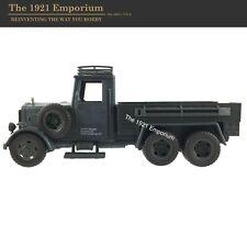 1:18 Hasbro Toys Indiana Jones WWII German Army Supply Truck