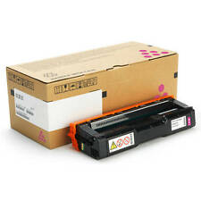 Original Ricoh 407718 Magenta Laser Printer Toner Cartridge (407718)
