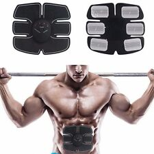 EMS Remote Control Abdominal Muscle Stimulator Training ABS Smart body Fitness