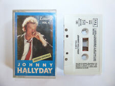 Johnny Hallyday - Laura Vol.4 - K7 Audio Music