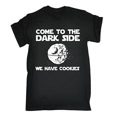 Come To The Dark Side We Have Cookies T-SHIRT Sci Fi Funny Gift fathers day