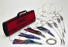 Bost High Speed Wahoo Lure Pack Light Tackle