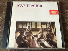 LOVE TRACTOR - Around The Bend CD Post Punk / Indie Rock USA
