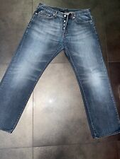 Mens Genuine Dior Blue Jeans W 36 L 31 Pristine Condition
