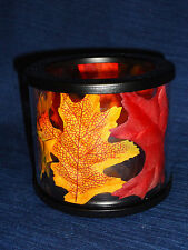 Partylite Candle Holder Express It! Tealight Votive Luminary w/Box #P9449