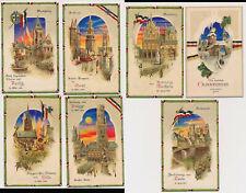 Halt gegen das Licht  Ansichtskarten  Patriotika  Militär Feldpost  WW1 ( 960