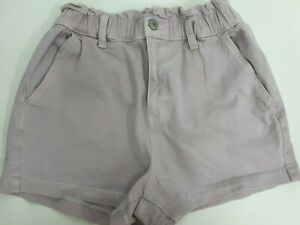 American eagle women's high rise mom shorts violet size 2 w26