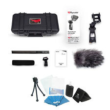 Aputure Deity Location Kit Super Cardioid Condenser Shotgun Video Microphone ++