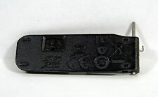 Olympus XZ-1 Battery Door Cover Assembly *Tested* Repair Part XZ1