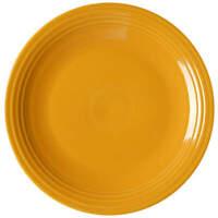 "Homer Laughlin FIESTA MARIGOLD (CONTEMPORARY) 11 3/4"" Chop Plate 9469297"
