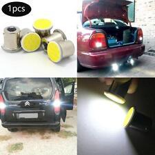 1pcs COB 1157 BA15S P21W Reverse light Bulb led white parking Light 12v Hot FVM
