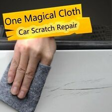 Car Scratch Eraser Remover Magic Polish Nano Cloth Paint Scuffs Surface Repair H
