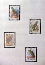 Le Brésil oiseaux U/M NB3381