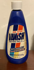 Vintage 1980's Vanish Thick Toilet Bowl Cleaner 16 oz Drackett Products Co