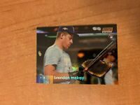 2020 Topps Stadium Club - Brendan McKay - #237 Orange Chrome Refractor RC 07/99