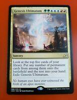 1x Genesis Ultimatum | Ikoria Lair of Behemoths | MTG Magic Cards