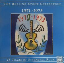 Time Life - The Rolling Stone Collection 1971-1973 - Various (CD 1993) VG+