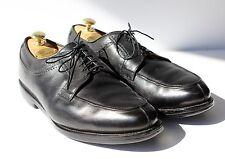 Allen Edmonds 11 EEE Stockbridge Black Split Toe Rubber Sole Shoes - $395.00