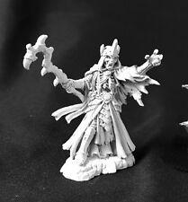 Lich Reaper Miniatures Dark Heaven Legends Undead Skeleton Necromancer Caster