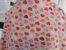 1 yd  printed fabric good weight 4 way spandex lycra USA J4735