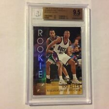 Ray Allen #R19 RC Bucks BGS 9.5 Gem Mint 1996/97 Topps Stadium Club Members Only