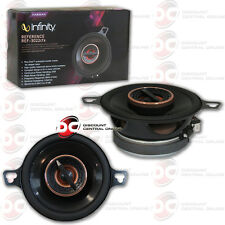 """INFINITY REFERENCE REF-3022cfx 3.5"""" 3.5-INCH CAR AUDIO COAX SPEAKERS (PAIR)"""