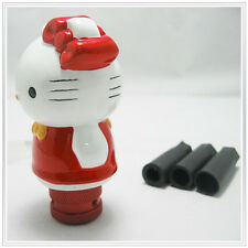 Red Hello Kitty Shift Gear Knob All Manufacturers, Customised and Golbaccessorie