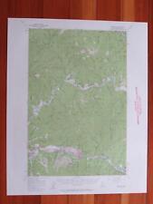 Kellogg Idaho 1959 Original Vintage USGS Topo Map