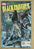 Black Panther #54-2003 nm 9.4 Priest / Kasper Cole new Black Panther