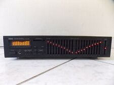 EQUALISEUR EGALISEUR YAMAHA NATURAL SOUND GRAPHIC EQUALIZER EQ-550 VINTAGE HIFI