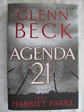 Agenda 21 by Harriet Parke and Glenn Beck (2012, Hardcover) 1st Edition