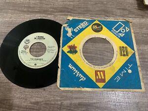 "The Ramones 45 rpm Philippines 7"" i wanna be sedated"
