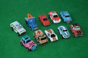 GALOOB MICRO MACHINES VARIOUS CARS / TRUCKS JOB LOT X10