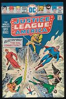 JUSTICE LEAGUE OF AMERICA #126 JLA HIGH GRADE Superman Evel Knievel Ad Jan 1976