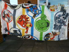 Marvel Double Duvet Cover and 1 Pillowcase