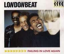 Londonbeat-Failing in love again CD Single  New