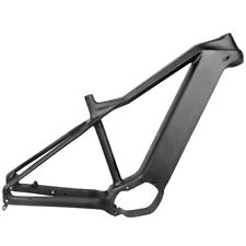 2021 NEW Hardtail Ebike MTB carbon fiber frame bicycle E-System Electric E10