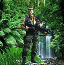 1/6 Predator Backdrop - For Hot Toys Dutch Arnold Jungle Predator AVP