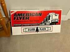 American Flyer by LTI #49606 Silver Flash Passenger set! L@@K!