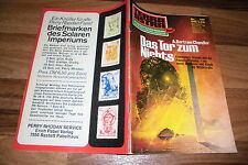 TERRA ASTRA  # 101 -- das TOR zum NICHTS // A. Bertram Chandler 1973