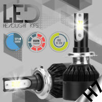 XENTEC LED HID Headlight Conversion kit H7 6000K for Audi A5 2008-2014