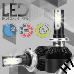 XENTEC LED HID Headlight Conversion kit H7 6000K for Audi A5 2008-2014