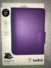 Belkin Premium Case with Stand for Apple IPad RRP £39.99