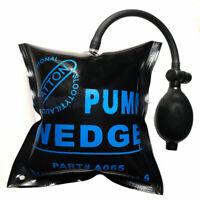 4X Air Pump Wedge Shim Bag Tool Auto Jack Align Door Leveling Window Lock Opener