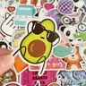 50 Cute Pink Stickers bomb Vinyl Skateboard Luggage Laptop Decals Dope Sticker