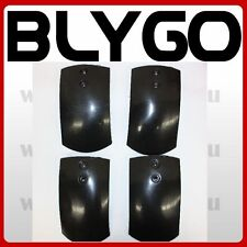 4X Front Rear Mud Guards Cover Fender 43cc 47 49cc Mini Kids Quad Dirt Bike ATV