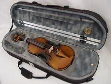4/4 size Beauiful Moon Shape Foamed Violin Case  -# VC820BBGR