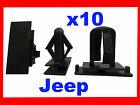 10 Jeep grand cherokee liberty car rocker panel bumper fender fascia clip 51E